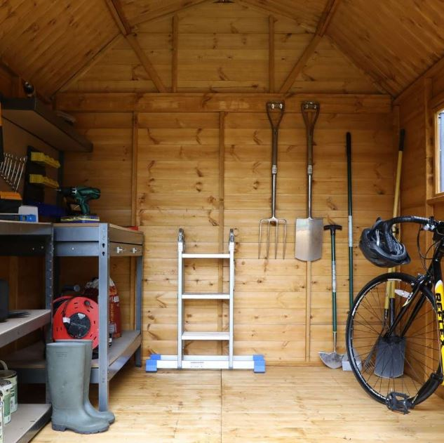 Gowan Dutch Style Tongue and Groove Timber Shed/ Workshop-9447