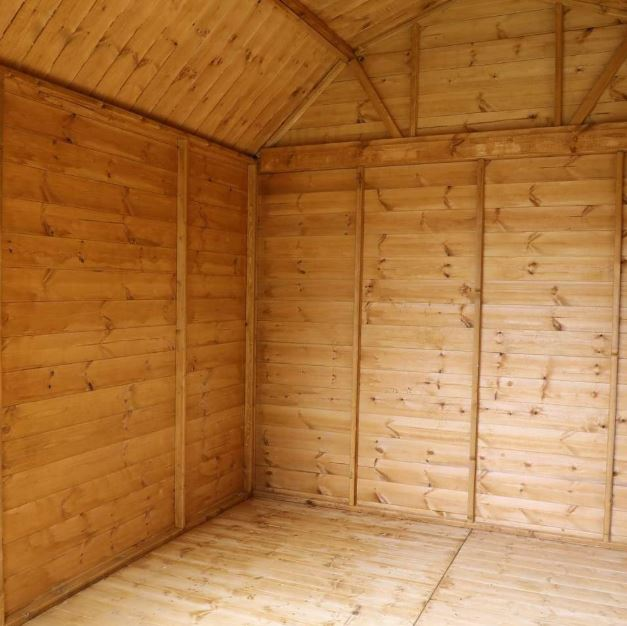 Gowan Dutch Style Tongue and Groove Timber Shed/ Workshop-9445
