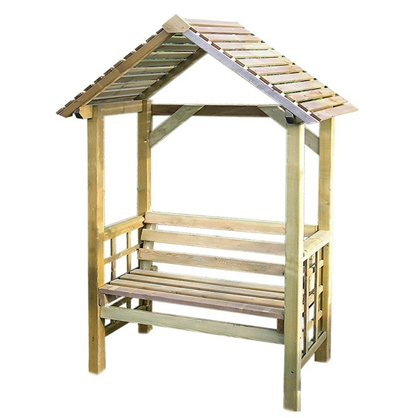 Athena Arbour Wooden Bench Seat