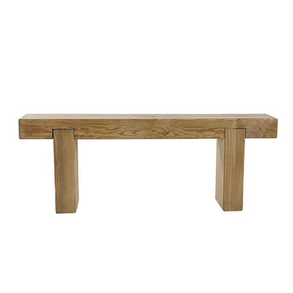 FSC Timber 1.2m Garden Sleeper Bench
