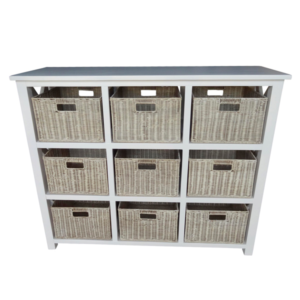 Casamoré Somerset 9 Drawer Storage Chest