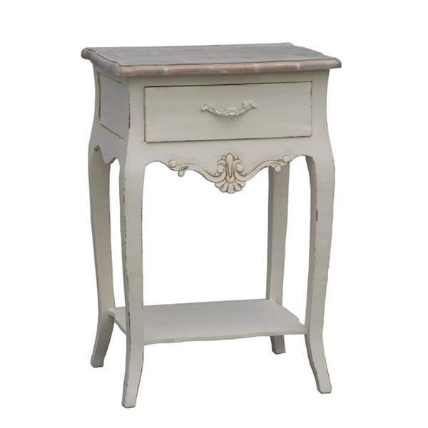 Casamoré Devon 1 Drawer Lamp Table