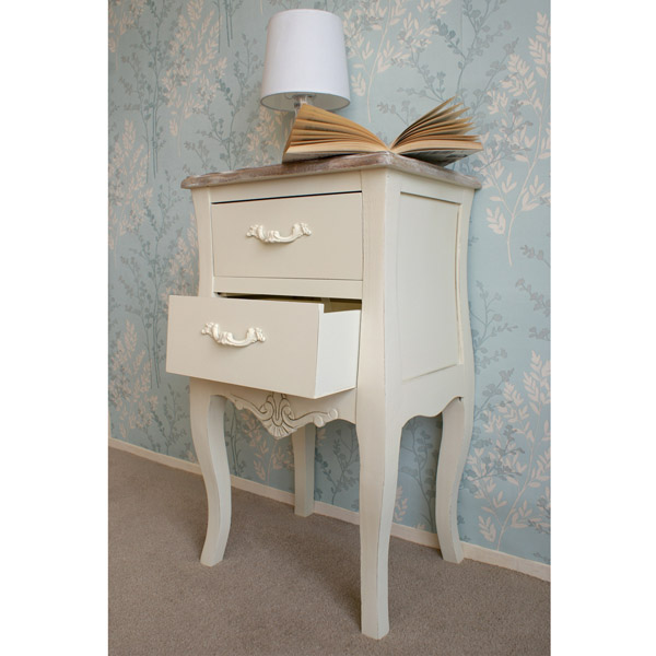 Casamoré Devon Small 2 Drawer Unit_3