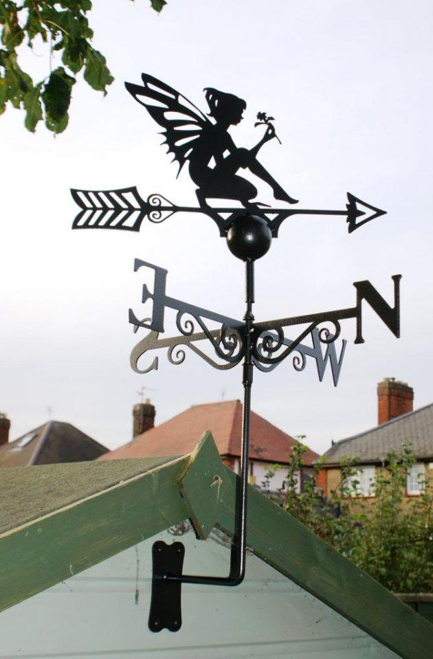 Fairy Design Weathervane