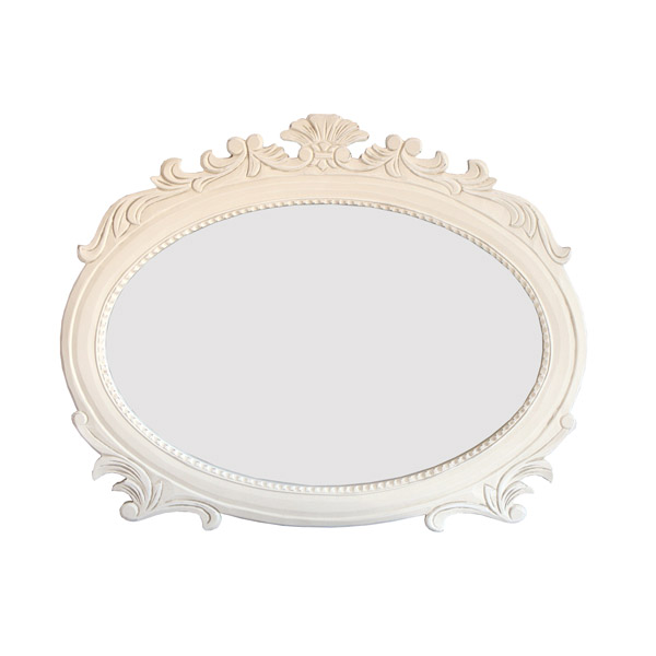 Casamoré Devon Oval Wall Mirror