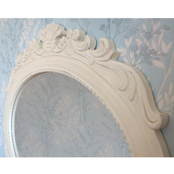 Casamoré Devon Oval Wall Mirror_2