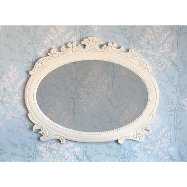 Casamoré Devon Oval Wall Mirror_1