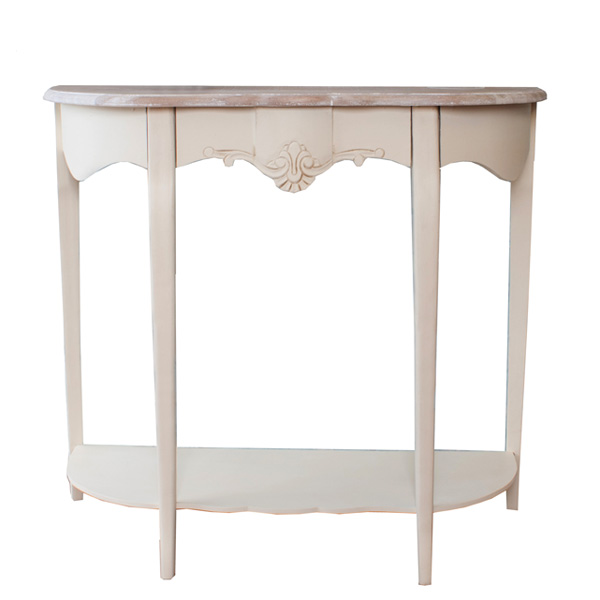 Casamoré Devon Half Moon Console Table