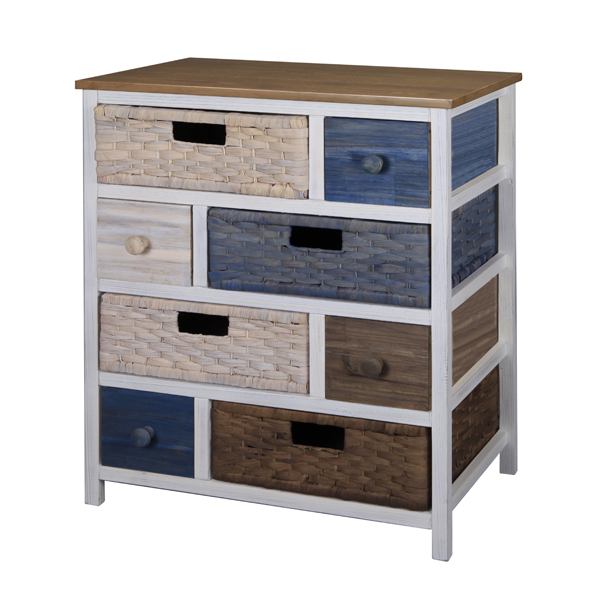 Casamoré Camber 8 Drawer Storage Chest