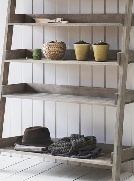 buy online 20ab9 5afac Aldsworth Wide Shelf Ladder