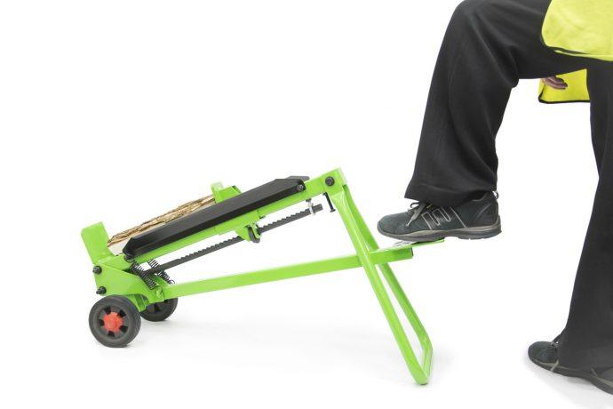 Foot Operated Manual Log Splitter 1.5 Ton -4366