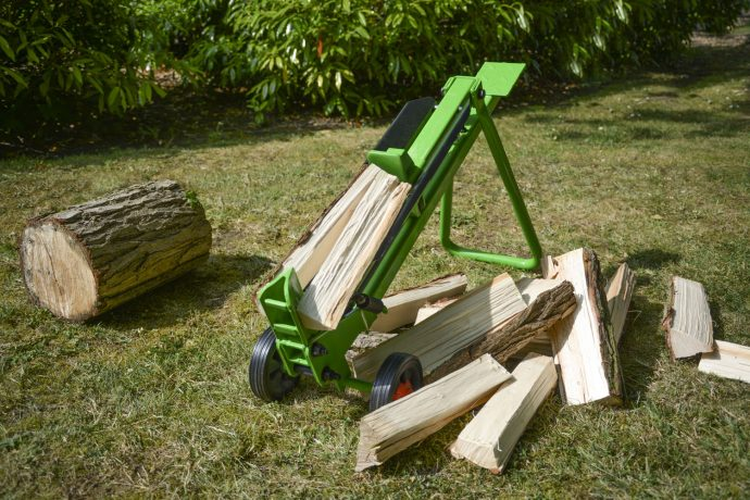 Foot Operated Manual Log Splitter 1.5 Ton -4367