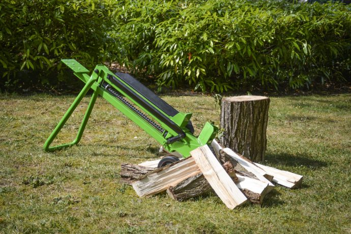 Foot Operated Manual Log Splitter 1.5 Ton -4369