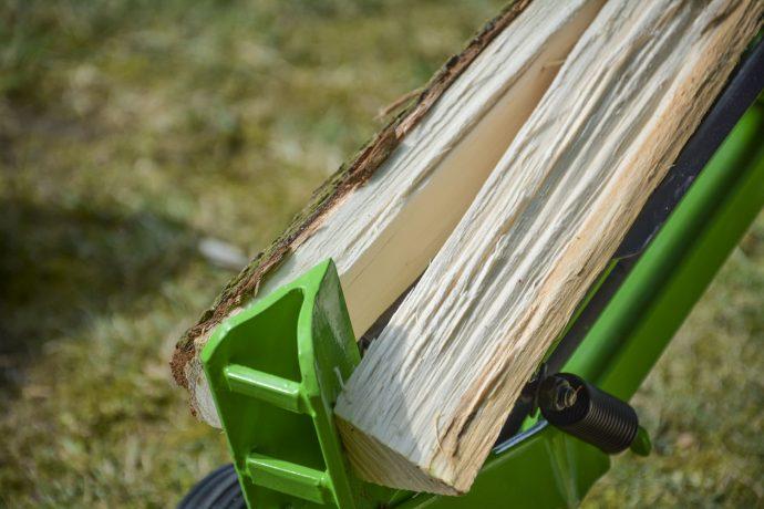 Foot Operated Manual Log Splitter 1.5 Ton -4370