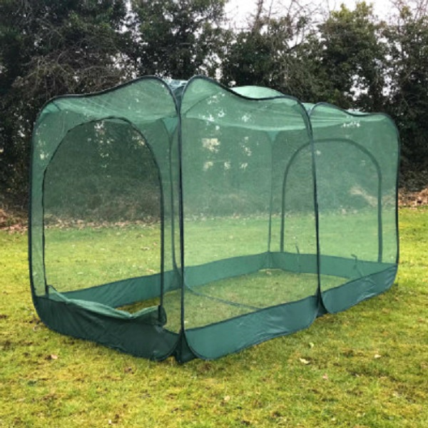 Double Pop-Up Net Cage 1.35m High