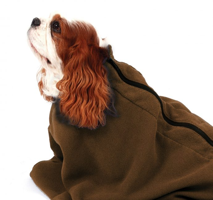 Microfibre Dry Doggy Bag / Wrap - Small-5126