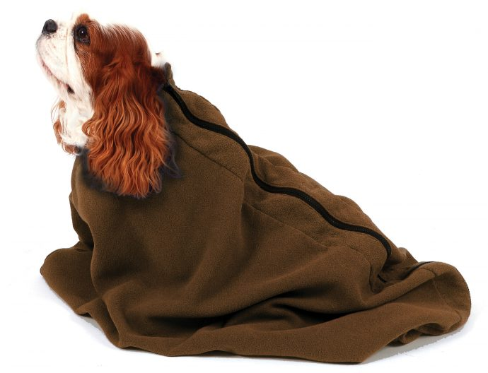 Microfibre Dry Doggy Bag / Wrap - Medium-5144