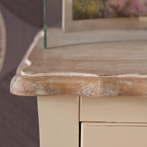 Casamoré Devon 1 Door 1 Drawer Bedside Cabinet_4