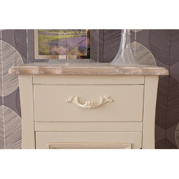 Casamoré Devon 1 Door 1 Drawer Bedside Cabinet_2
