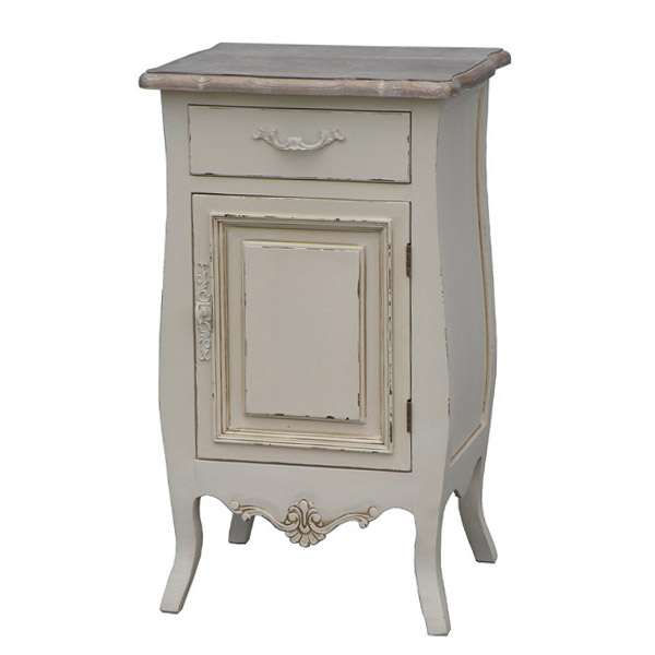 Casamoré Devon 1 Door 1 Drawer Bedside Cabinet