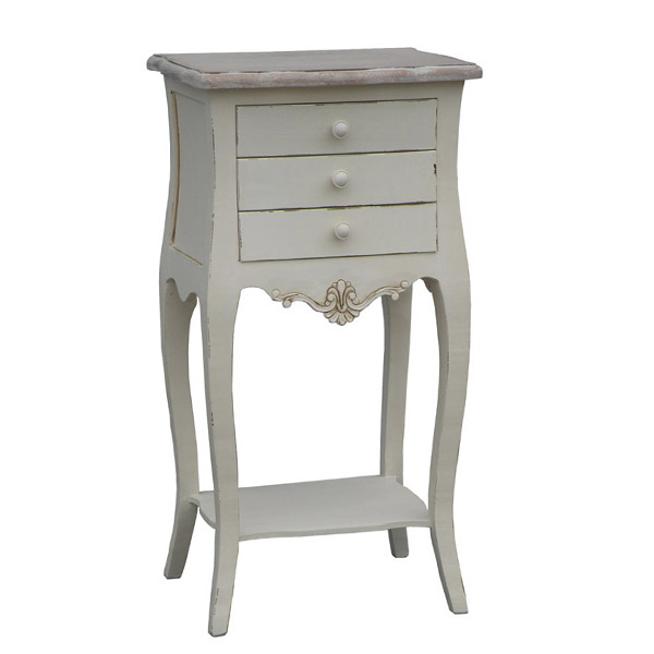 Casamoré Devon 3 Drawer Table