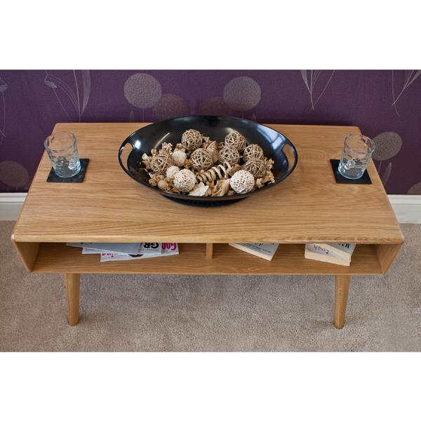 Casamoré Retro Oak Coffee Table_4