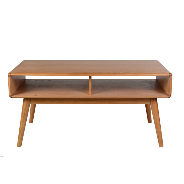 Casamoré Retro Oak Coffee Table