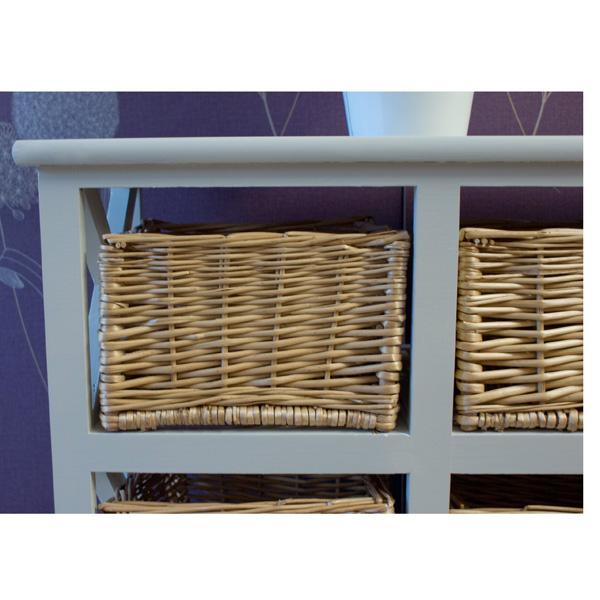 Gloucester Petite 9 Drawer Storage Unit-6107