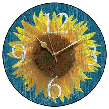 Sunflower Wall Clock-0