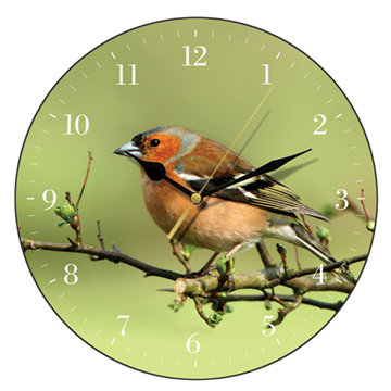 Chaffinch Wall Clock-0