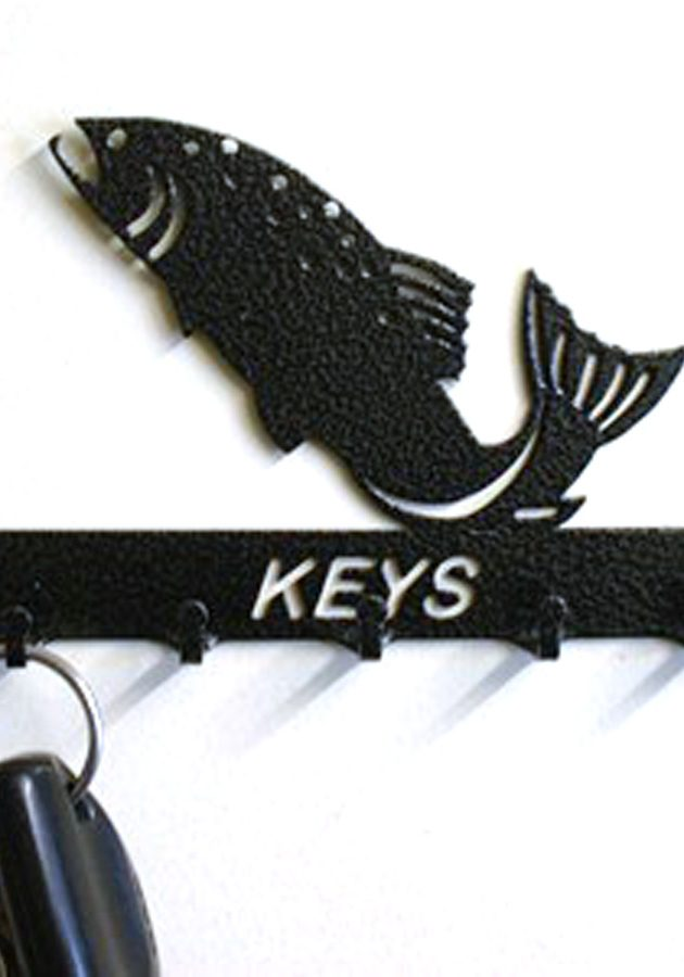 Fish Key Holder
