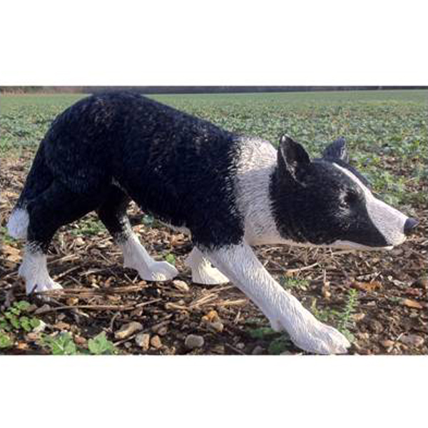 Working Sheep Dog Garden Ornament