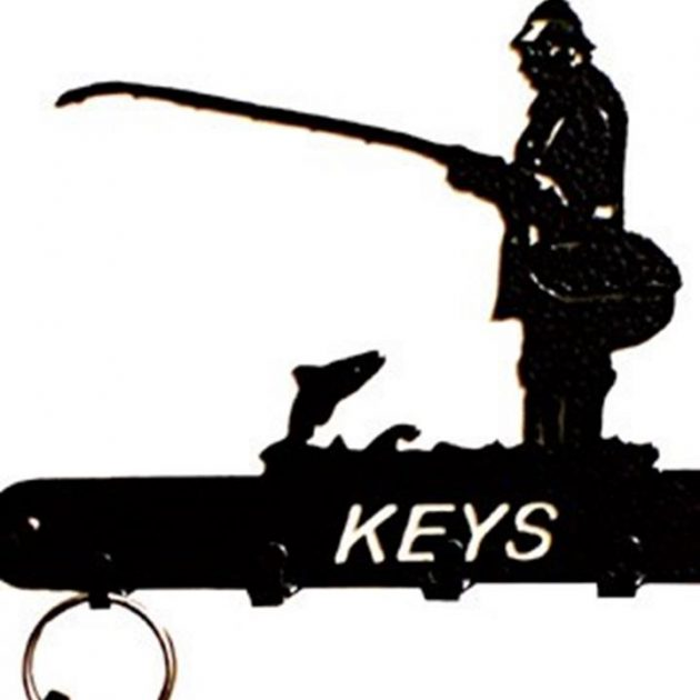 Fisherman Key Holder