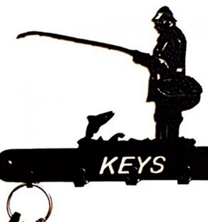 Fisherman Key Holder