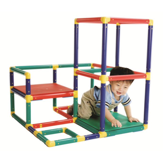 Childrens Play Gym And Slide -6579