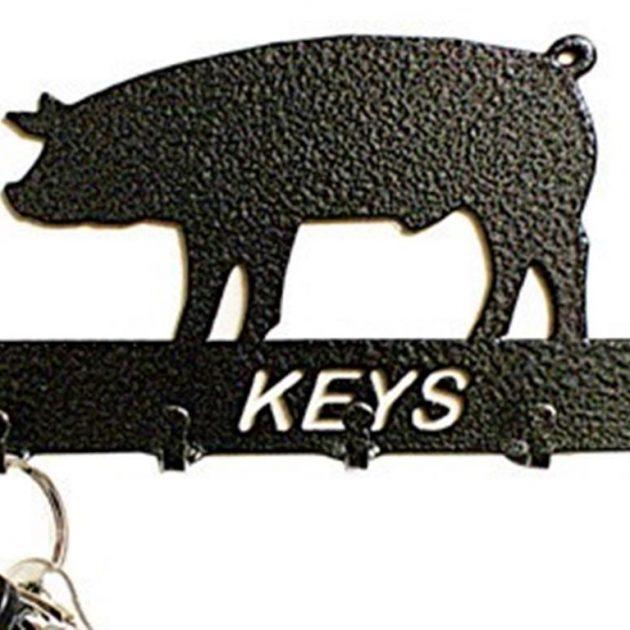 Pig Key Holder