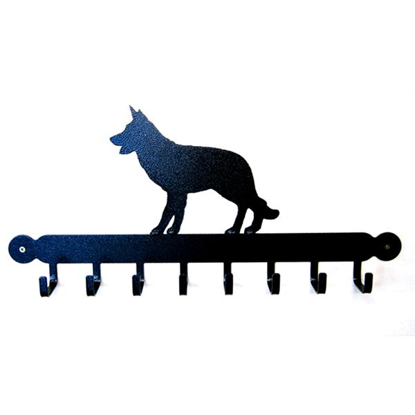 Alsatian Dog Tool Rack
