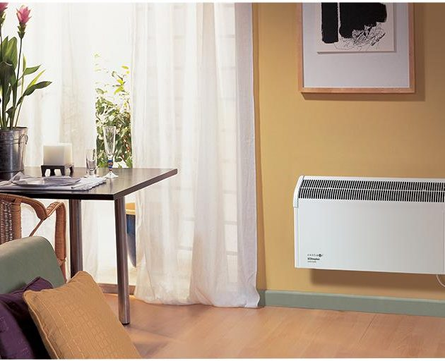 Freestanding Wall Mounted 2kW Convector Heater-0