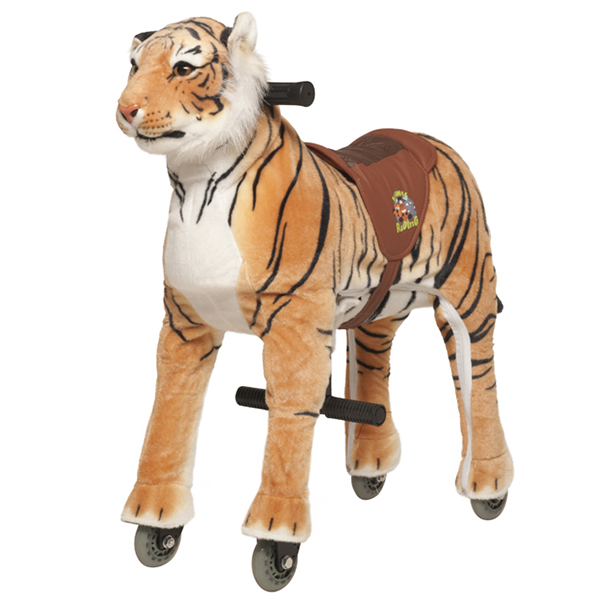 Small Ride on Tiger Toy