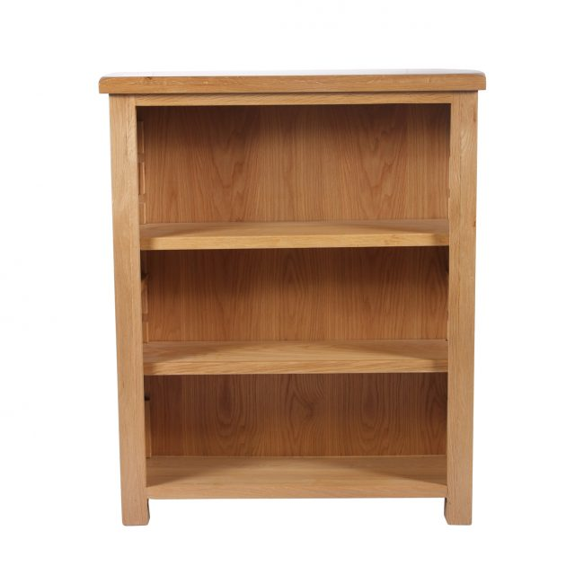 Casamoré Farmhouse Oak 3 Shelf Bookcase