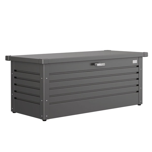Metal Storage Box 180 Dark Grey-0