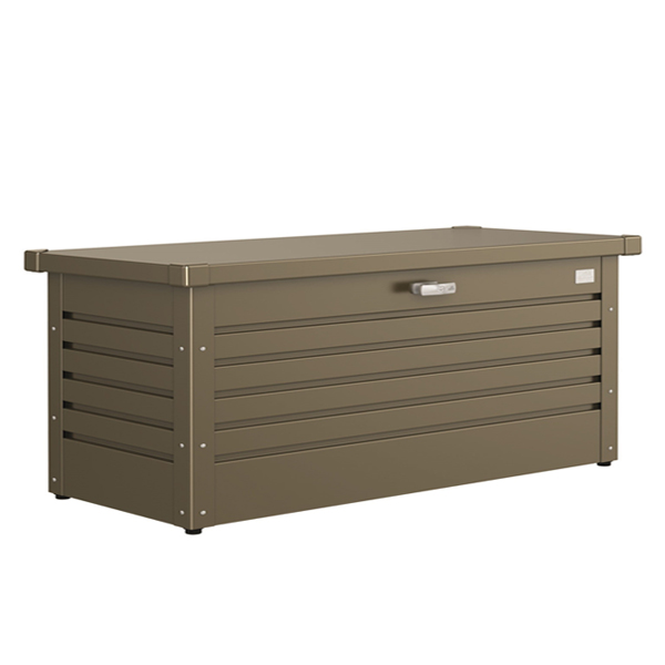Metal Storage Box 180 Metallic Bronze-0