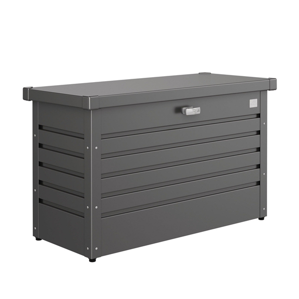 Metal Storage Box 130 Dark Grey-0