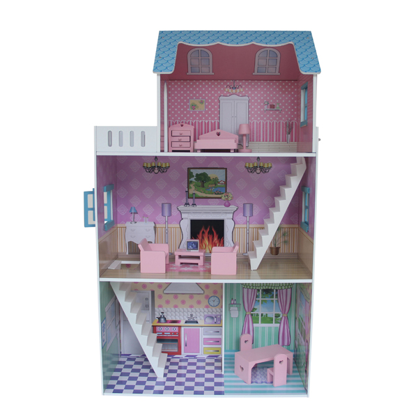 Townhouse Dollhouse -0