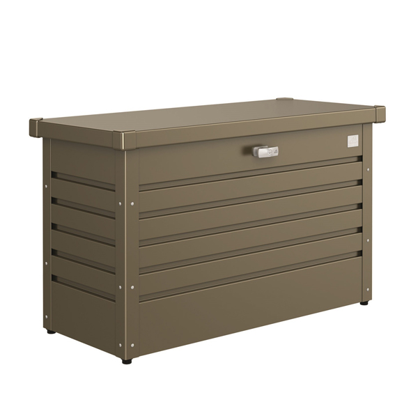 Metal Storage Box 130 Metallic Bronze-0