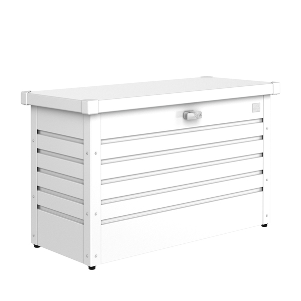Metal Storage Box 100 Pure White-0