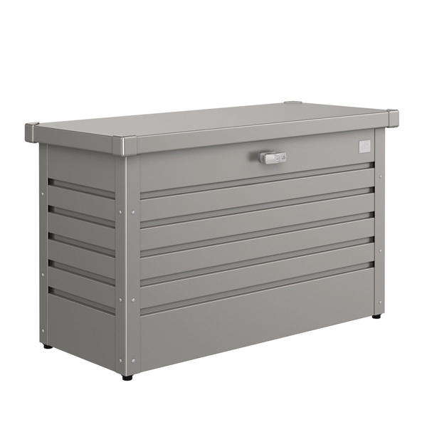 Metal Storage Box 130 Quartz Grey-0