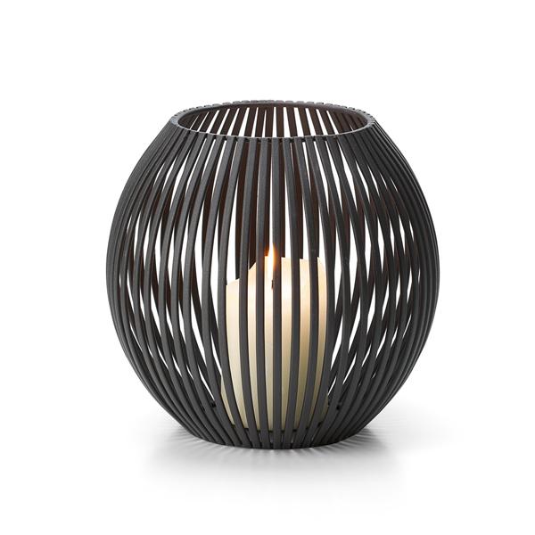 Small Scandinavian Cage Lantern -0