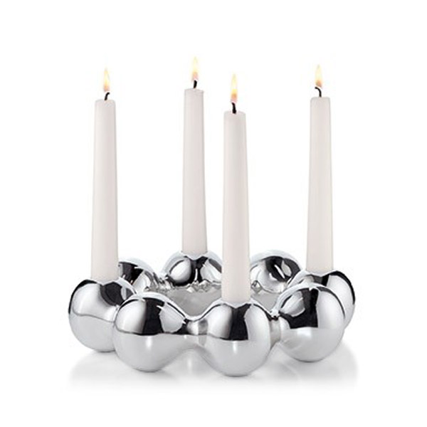 Sphere Candle Holder-0