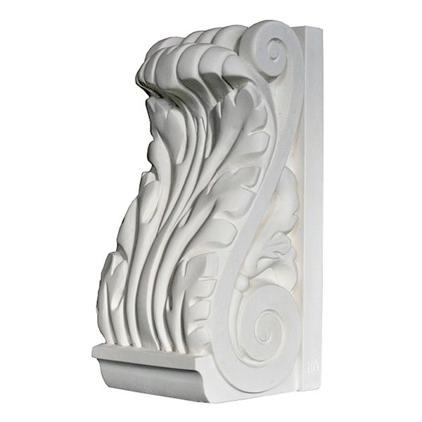 Acanthus Leaf Bookend